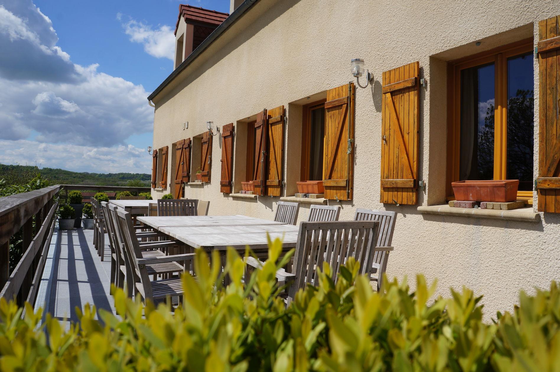 View bed & breakfast Villa Belvedere in Aisne - Picardie - Gites.eu