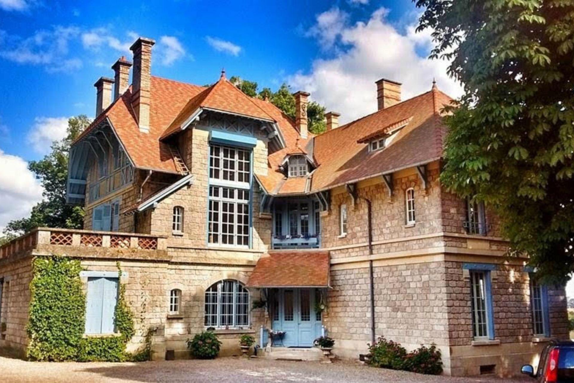 Voir la Chambre d H´tes La Még¨ne dans la région Sa´ne et Loire