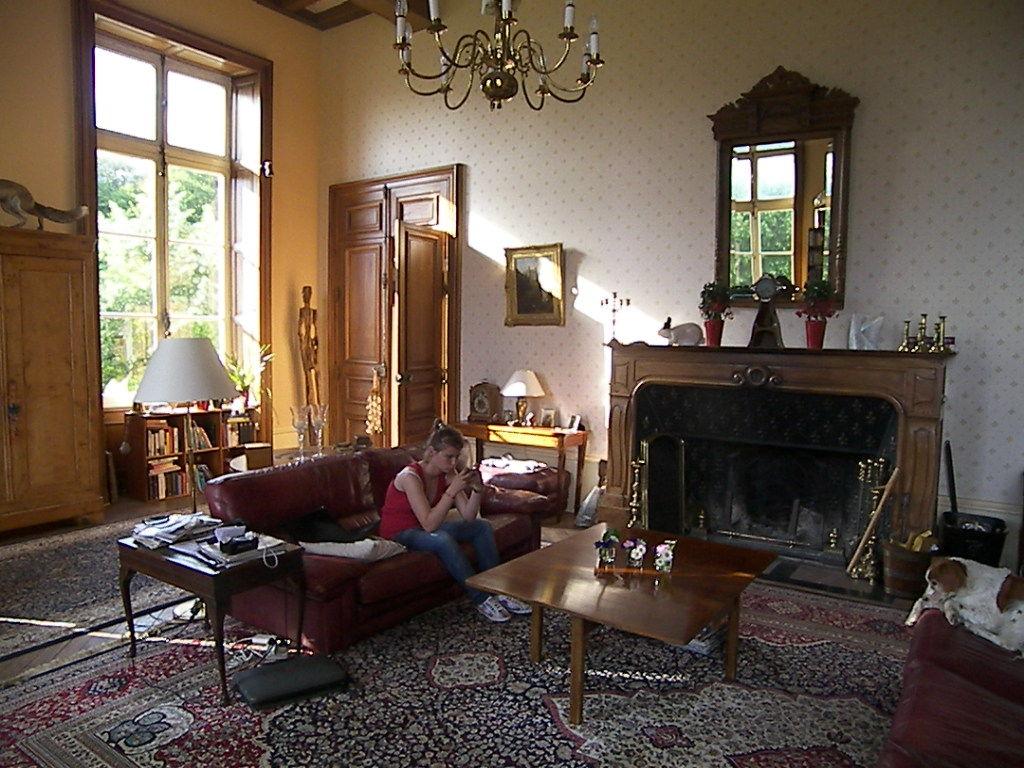 Bekijk vakantiehuis les roses d'antan in château de la roche hue ...
