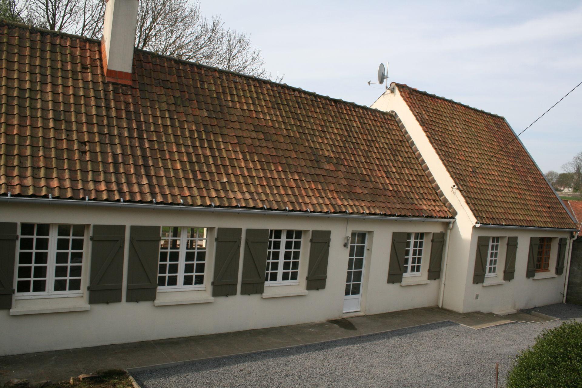 Slaapkamer Zonder Open Raam : Koop Gerenoveerde fermette in Nord-Pa...