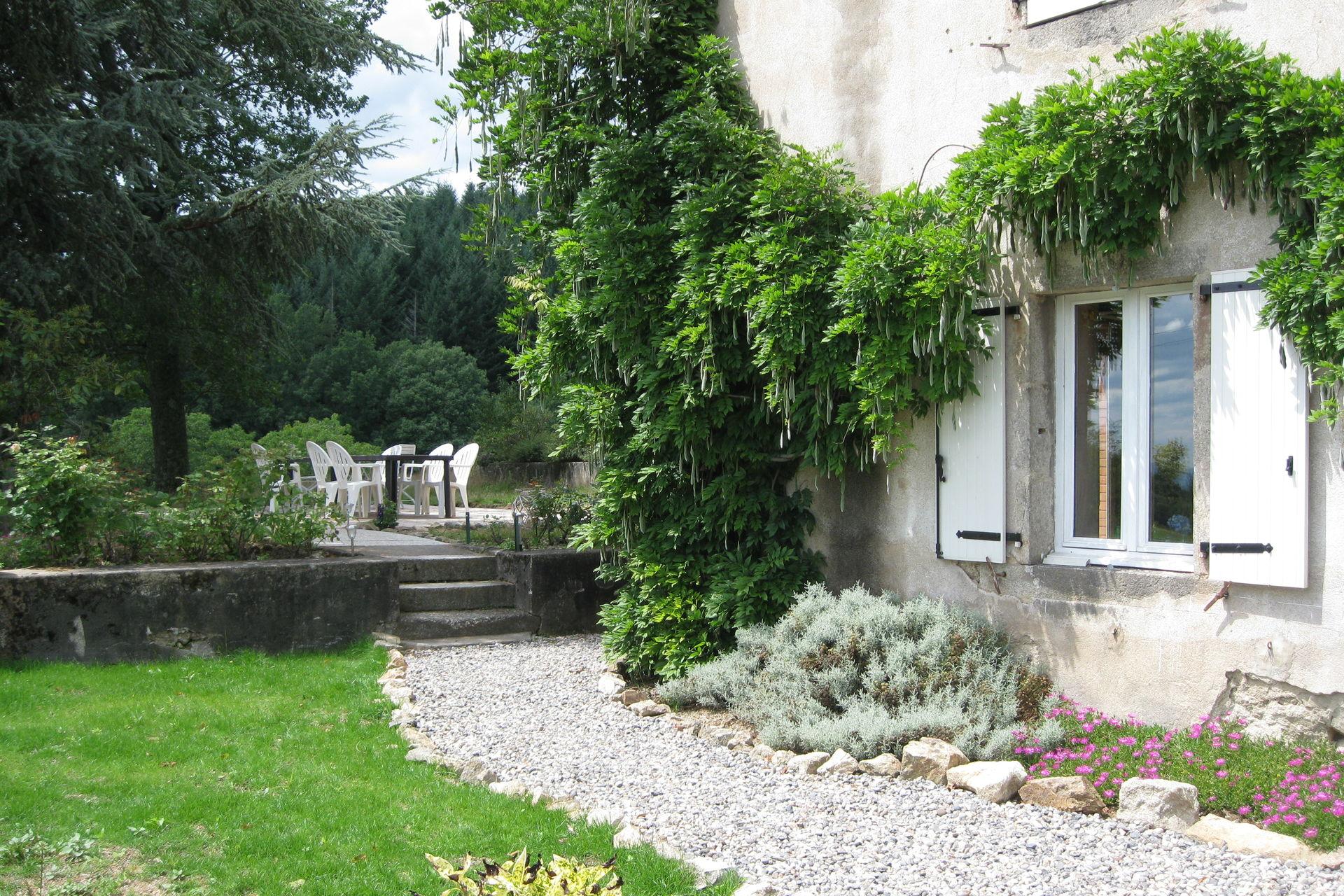 Voir la Chambre d H´tes Domaine Le Besset dans la région Puy de