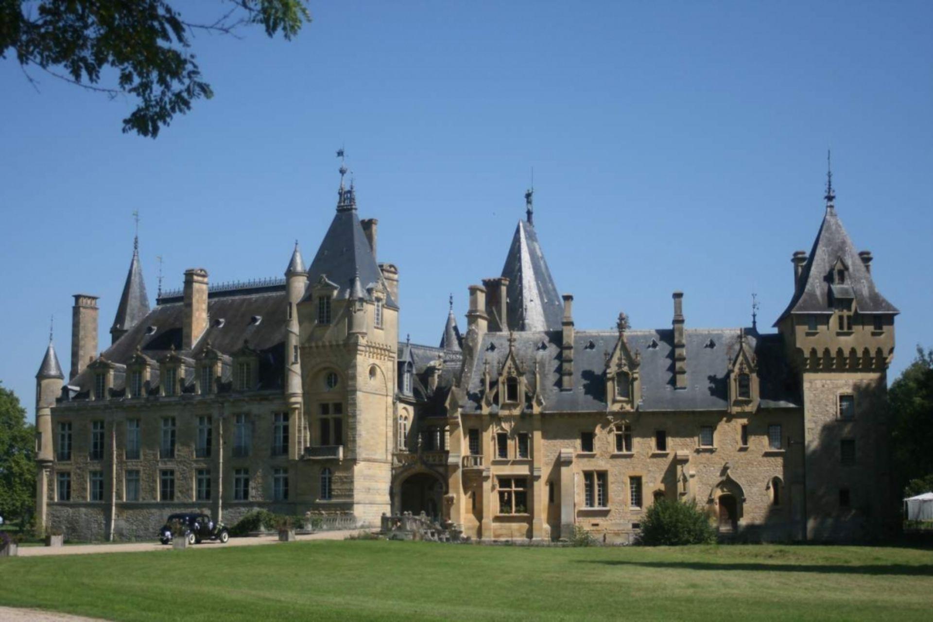 Voir la Chambre d H´tes Chateau de Prye dans la région Ni¨vre