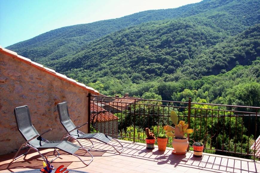 Bekijk vakantiehuis Maison Jasmin in PyrénéesOrientales  LanguedocRoussill # Alpe Wasbak_234112