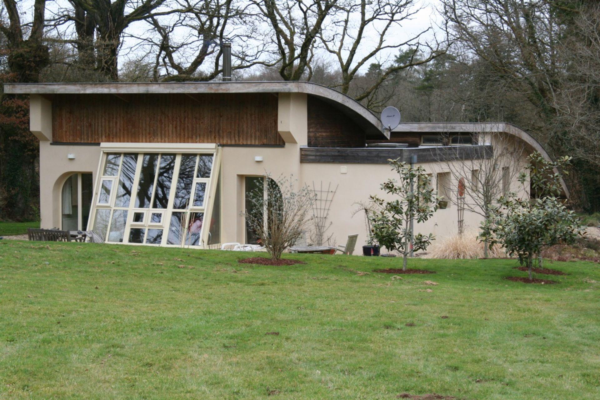 Acheter 39 bungalow cologique en bretagne 39 dans la region for Acheter une maison en bretagne nord
