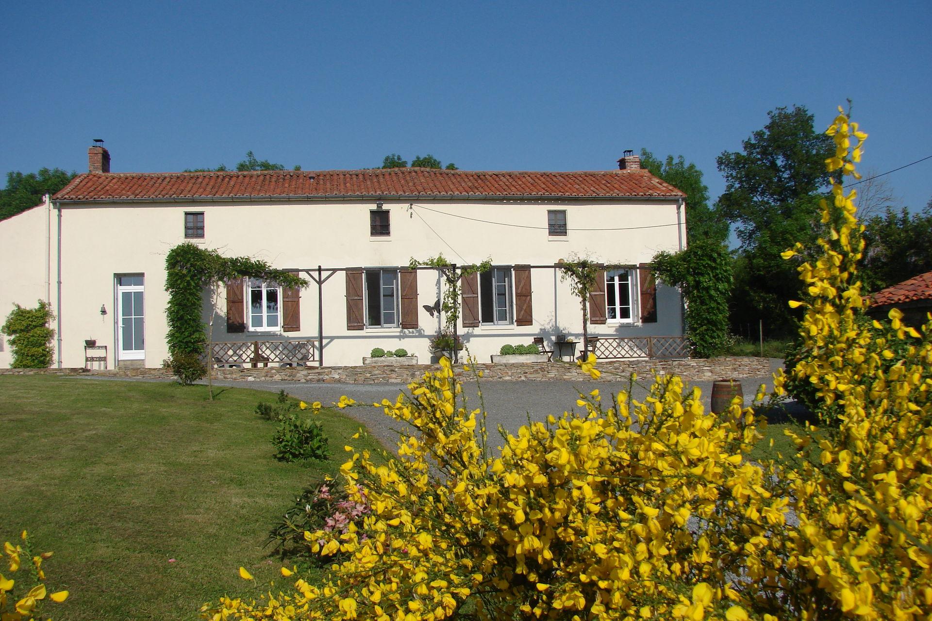 Bekijk vakantiehuis maison rurale in vend e pays de la for Gite rurale