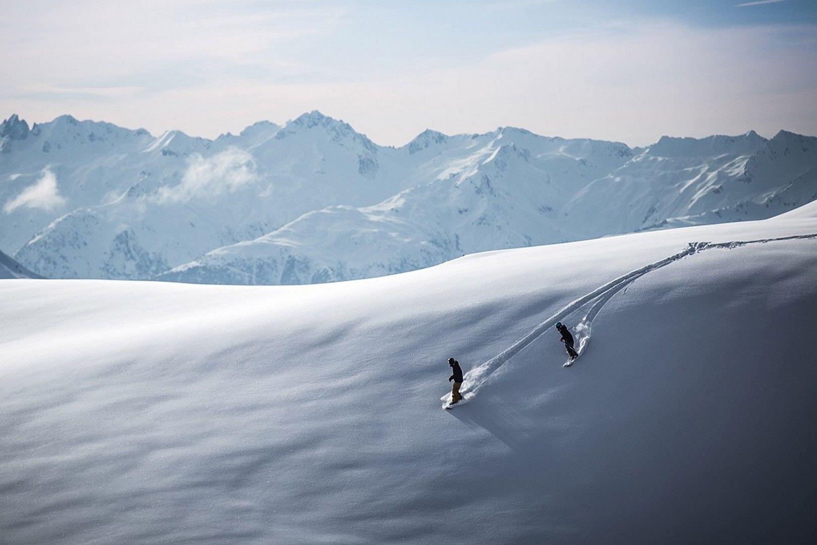 Appartement Ski Arcs - Alpes