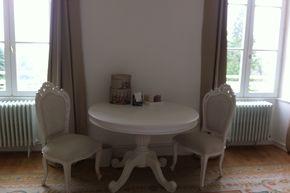 Bekijk bed and breakfast chateau de la brosse in cher centre - Barokke stijl kamer ...