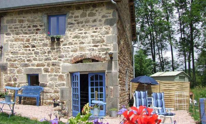 Vakantiehuisje 'Gite Les Fayes'