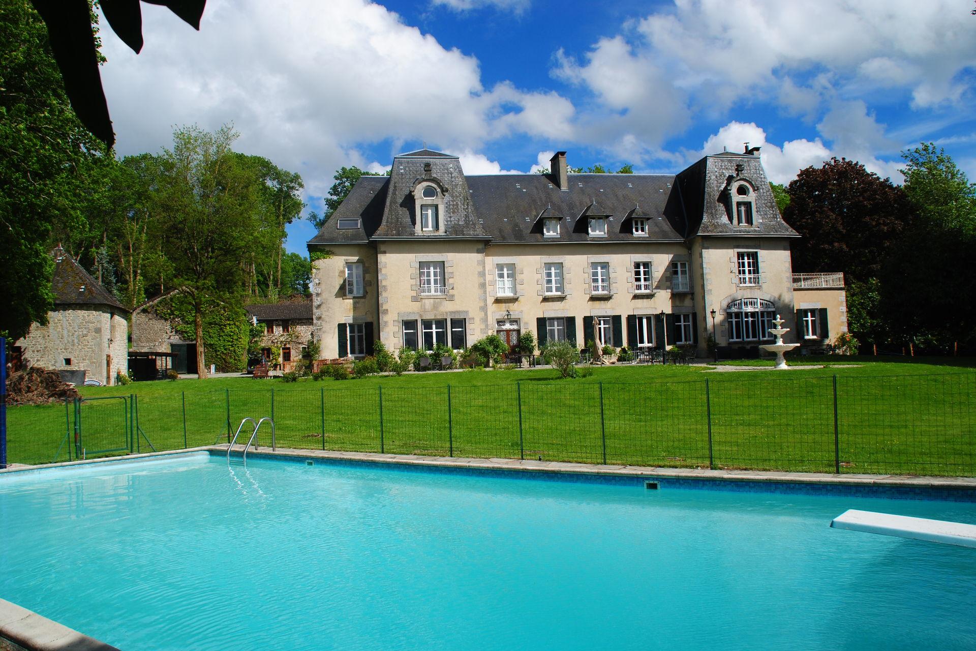 Voir la Chambre d H´tes Chateau de Beauvais dans la région Creuse