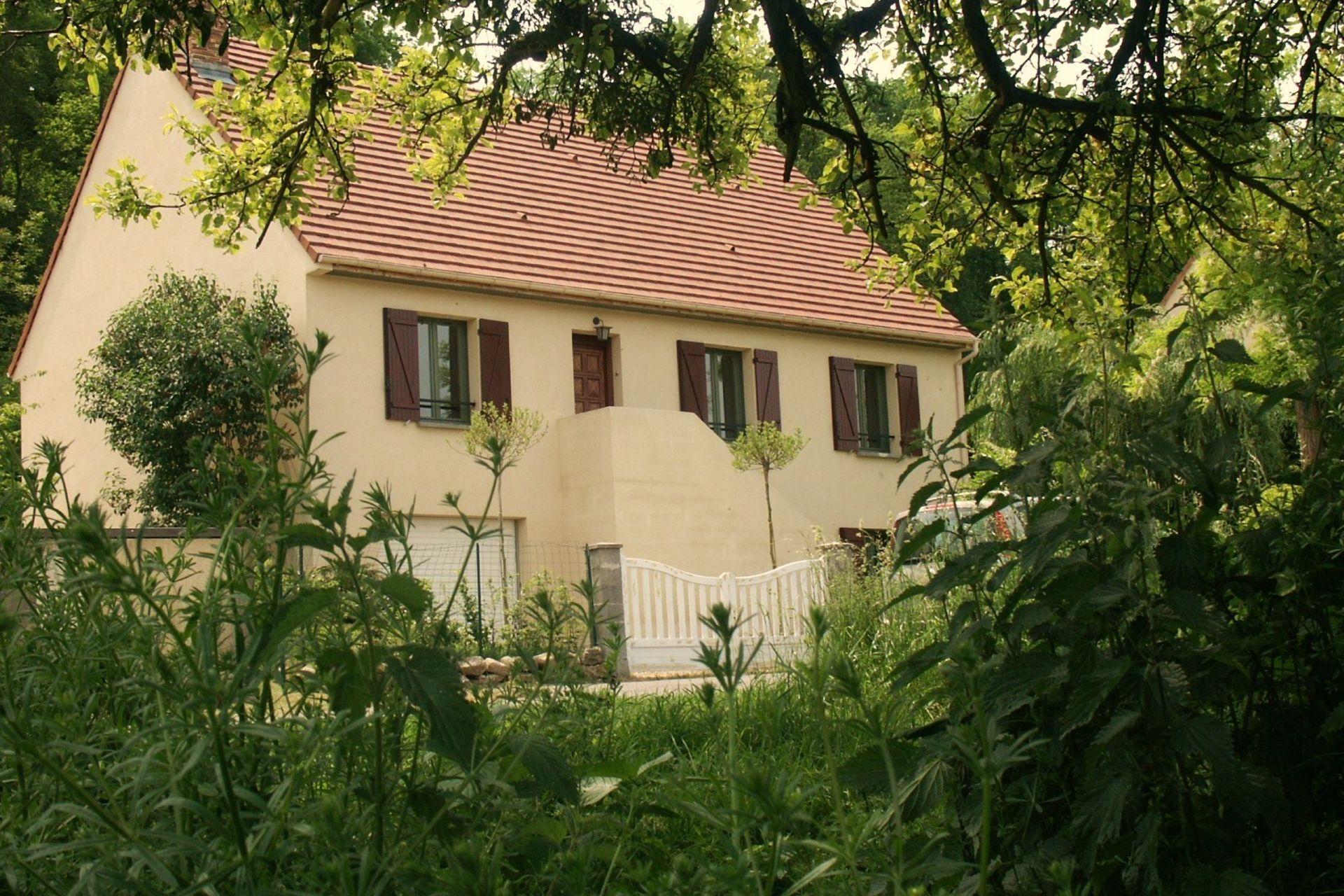Huizen Verhuur Frankrijk : Bekijk vakantiehuis vakantiewoning nabij parijs in aisne picardie