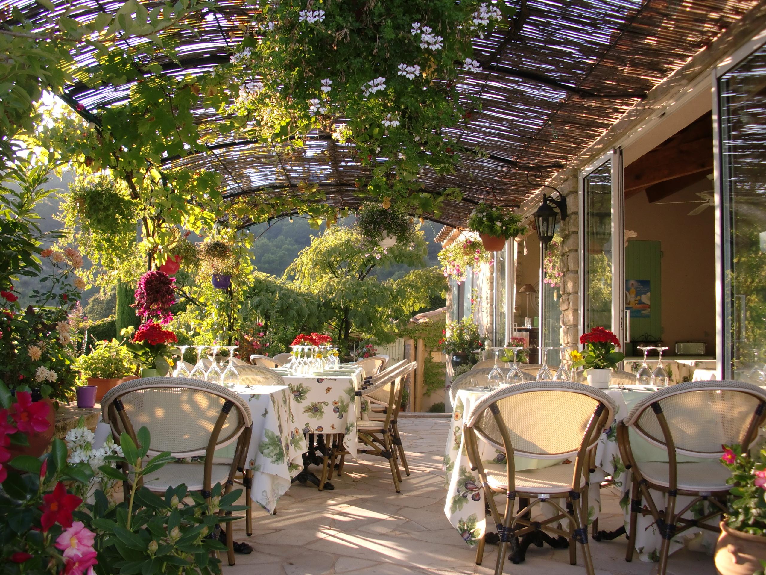 Voir la Chambre d H´tes Le Grand Jardin dans la région Vaucluse