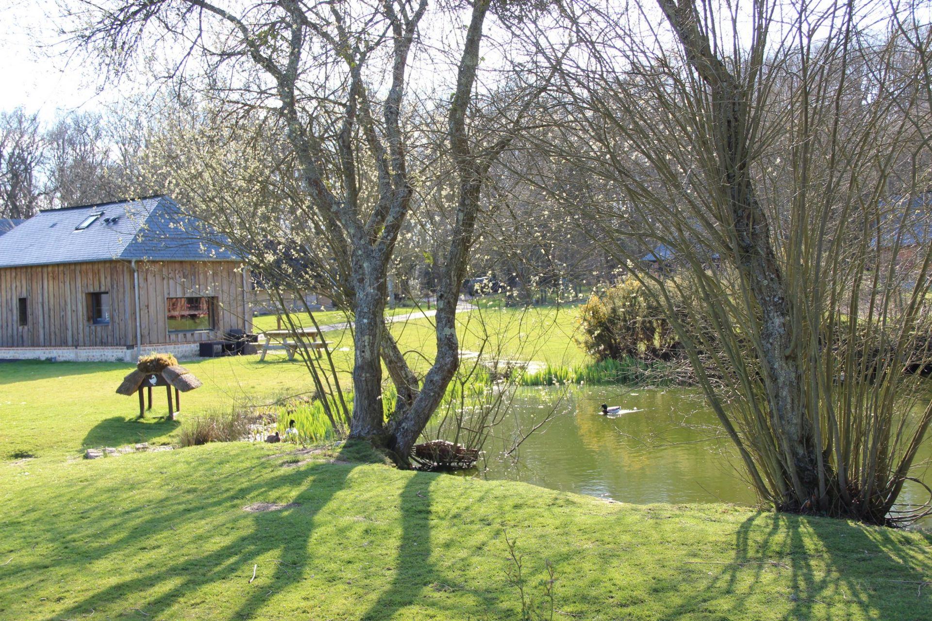 Bekijk vakantiehuis la petite maison de rose in eure - La petite maison normandie ...