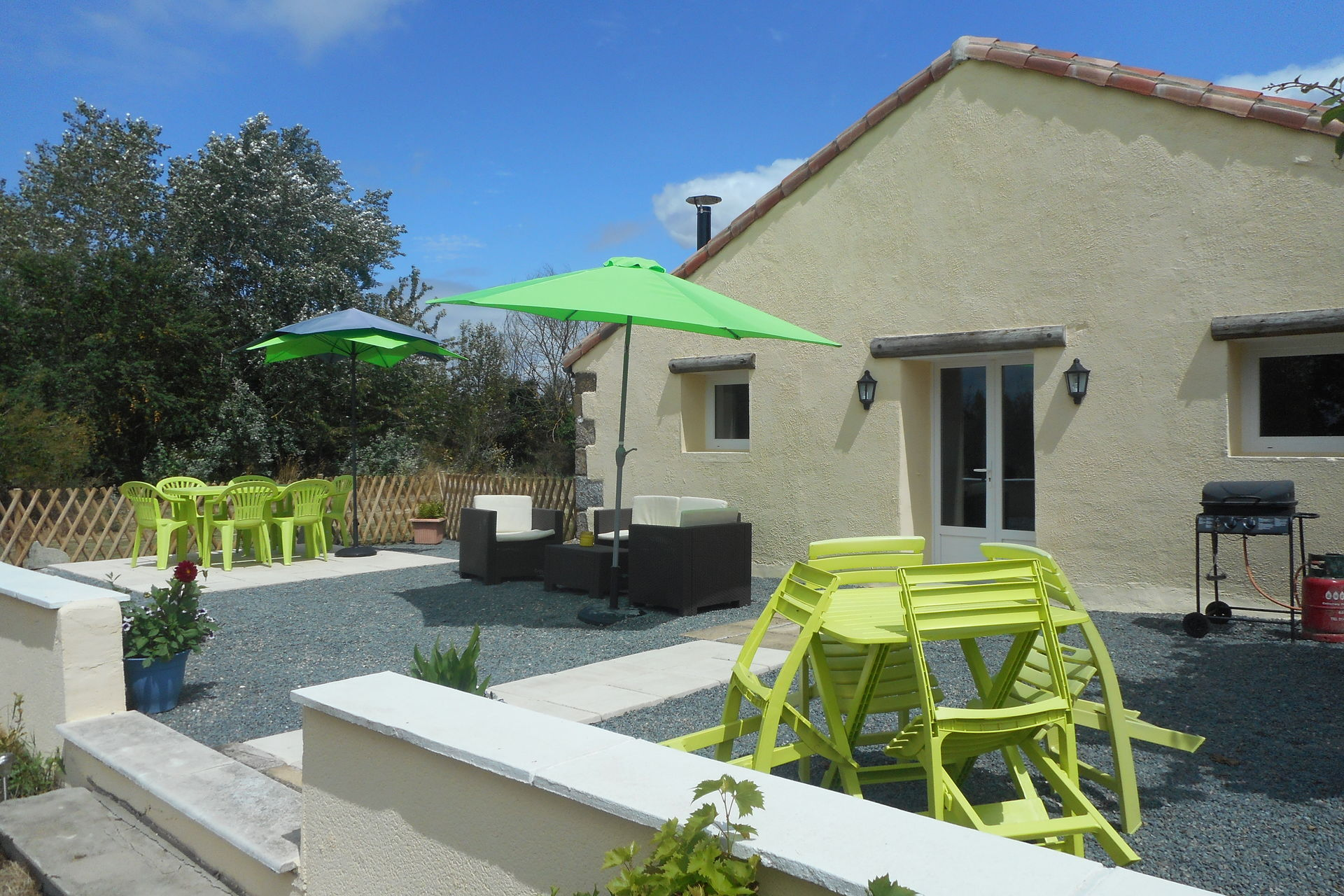 Holiday Homes In Poitou Charentes France