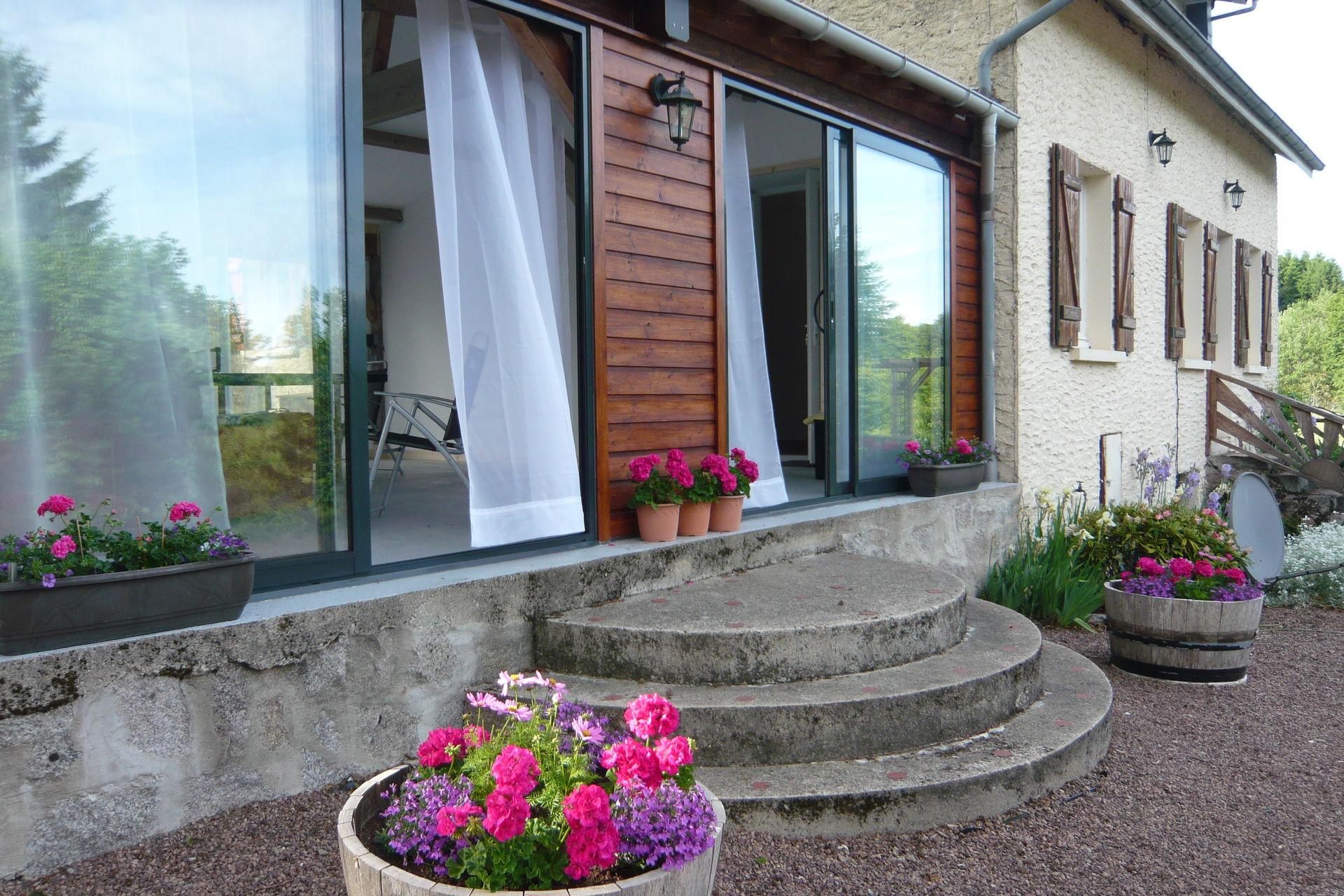 Acheter 39 maison avec grand jardin dans le parc national du for Acheter maison bourgogne