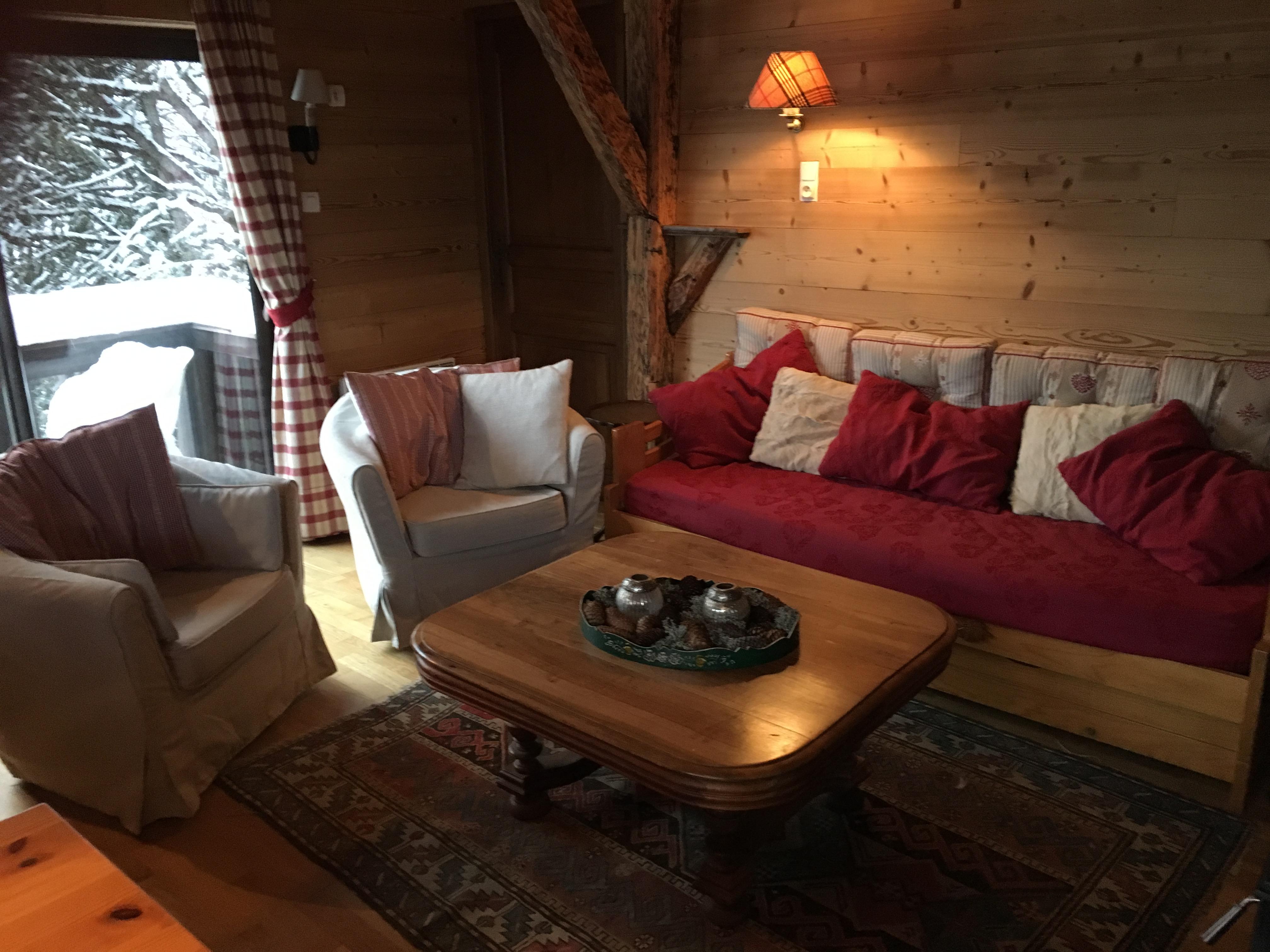 Voir le g te Le Petit Chalet dans la région Haute Savoie Rh´ne