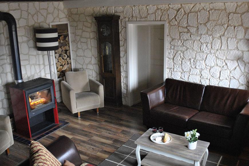 Houtkachel Slaapkamer : Bekijk vakantiehuis Girouette in Haute-Saône ...