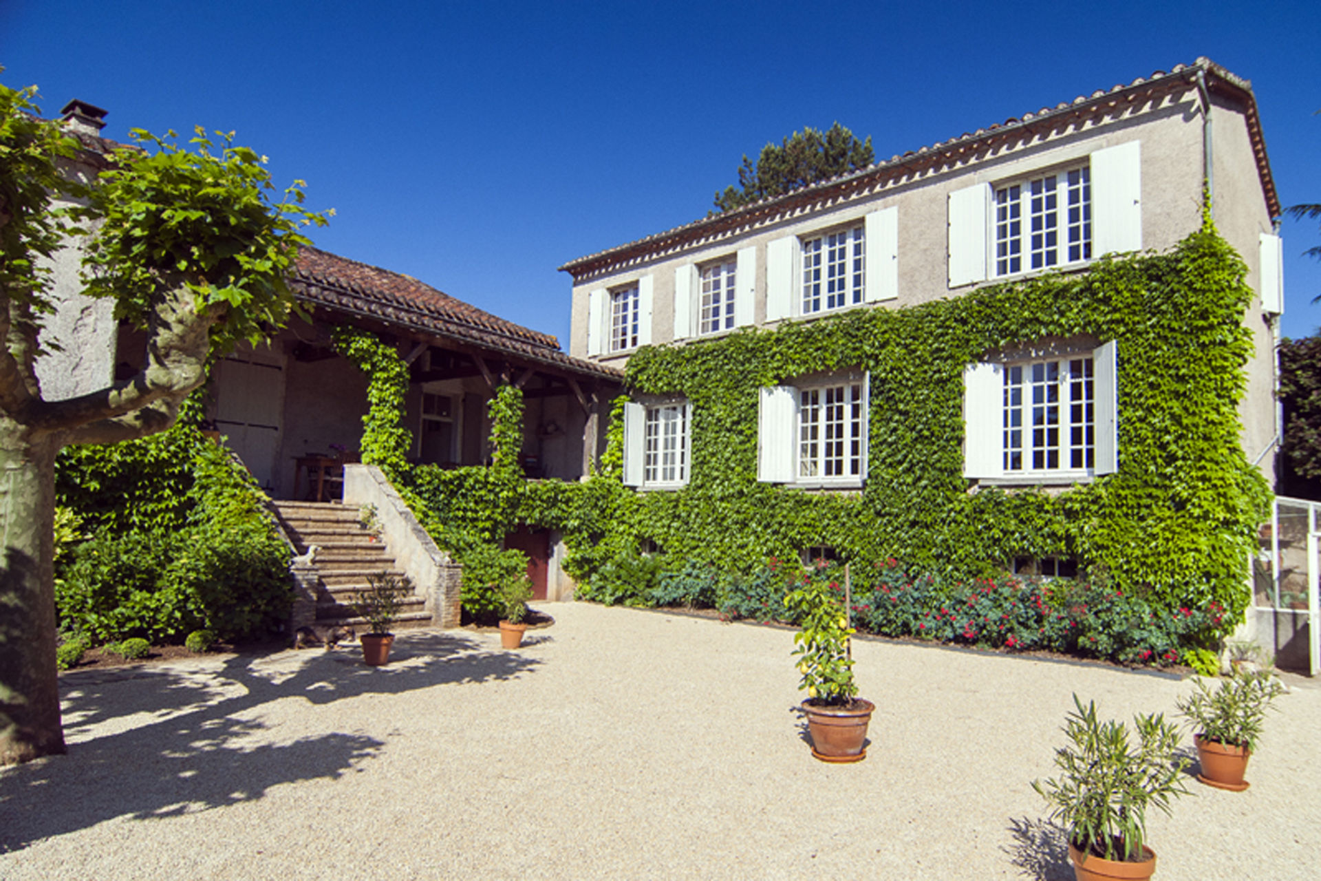 Buy Succesful B&B situated in the beautiful Lot valley in Midi