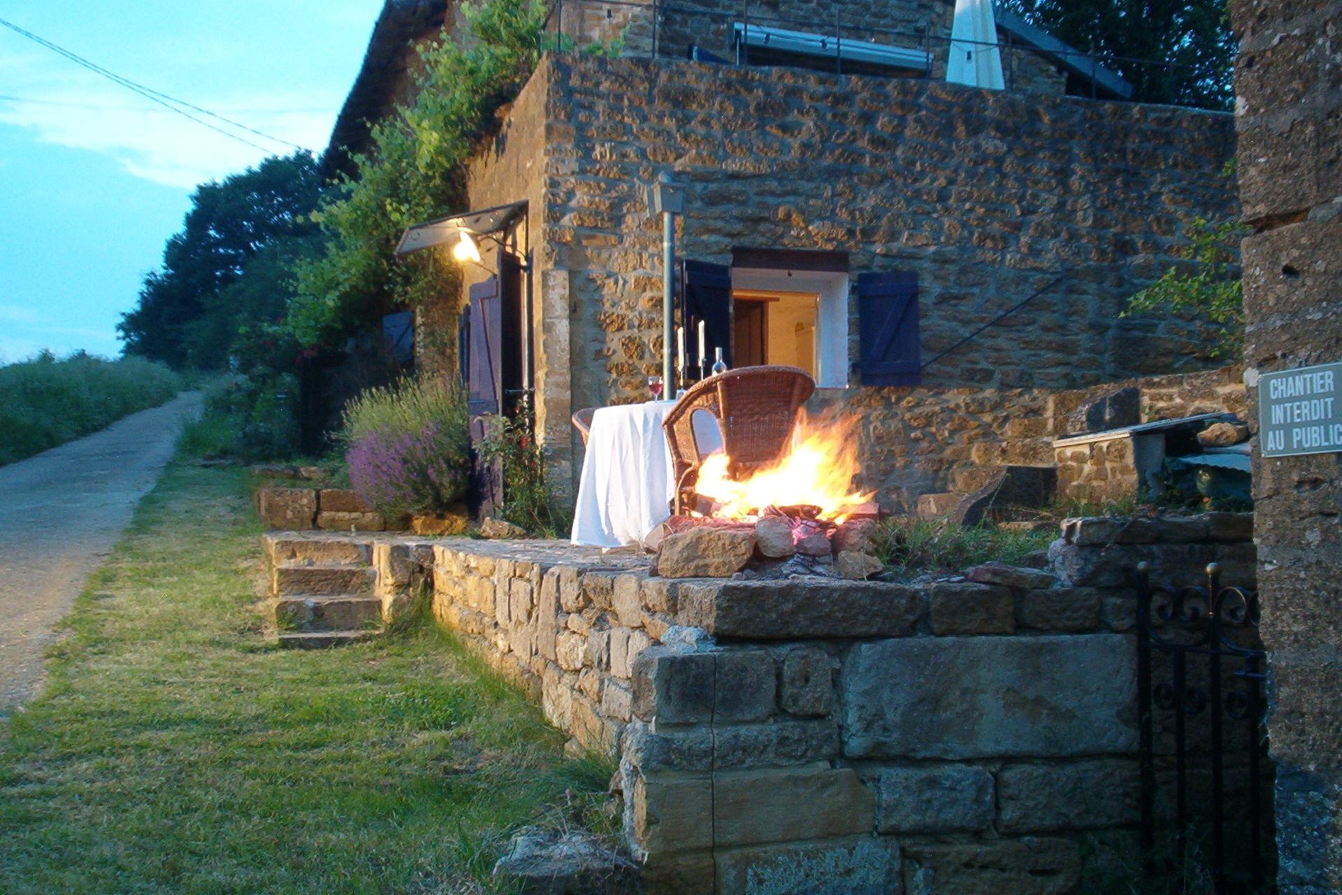 Ferienhaus Maison la Vignette in Meuse - Lorraine anzeigen - Gites.eu