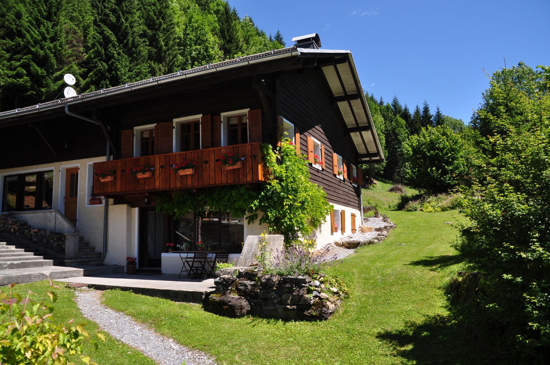 Sixt Alpine Chalet