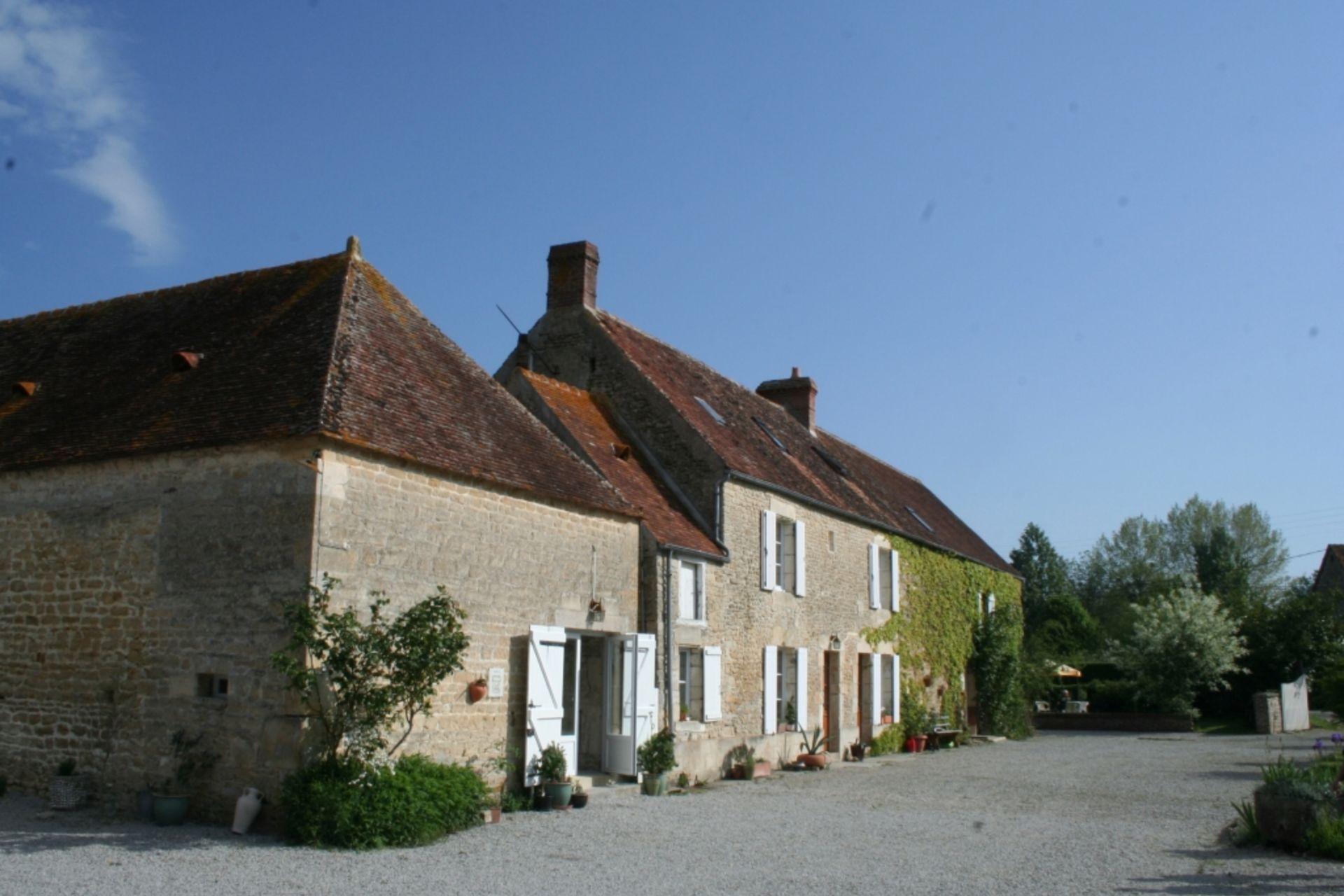 Voir la Chambre d H´tes La ferme de L Ortier dans la région Orne
