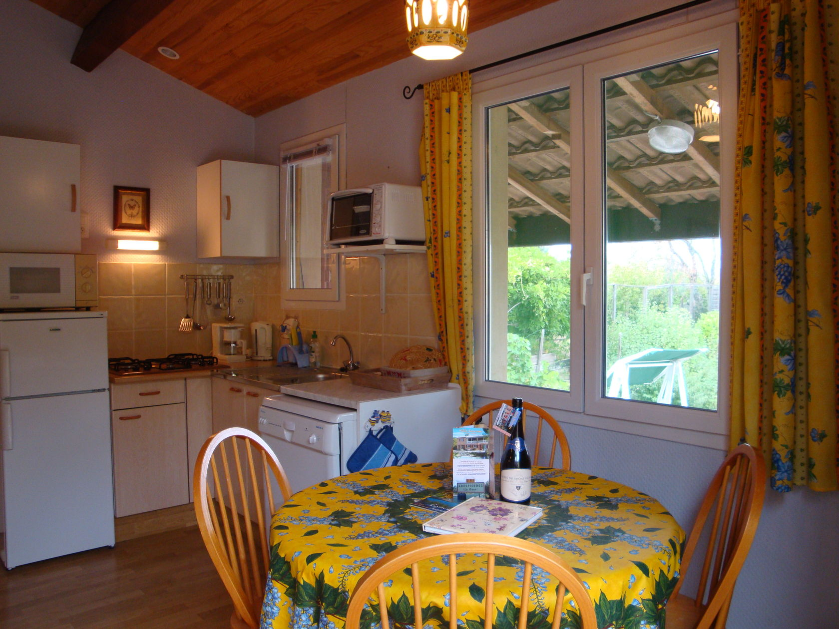 Bekijk vakantiehuis Papillon in Ardèche - Rhône-Alpes - Gites.nl