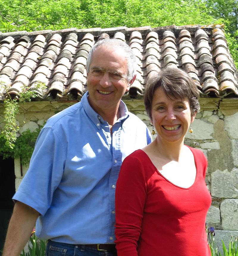 Marie-Claude et Olivier BONVALOT
