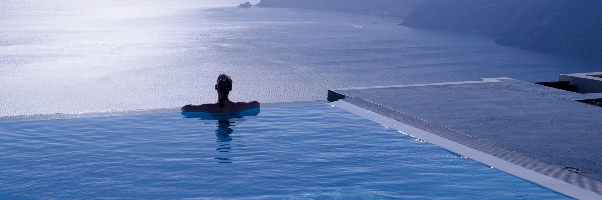 vakantiehuis met zwembad